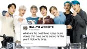 SuperM Answers K-Pop Questions From Twitter
