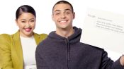 Noah Centineo & Lana Condor Answer the Web's Most Searched Questions