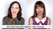The Cast of 'Yearly Departed' Answer 50 of the Most Googled 2020 Questions