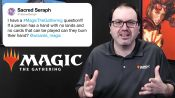 Wizards of the Coast Answer Magic: The Gathering Questions From Twitter