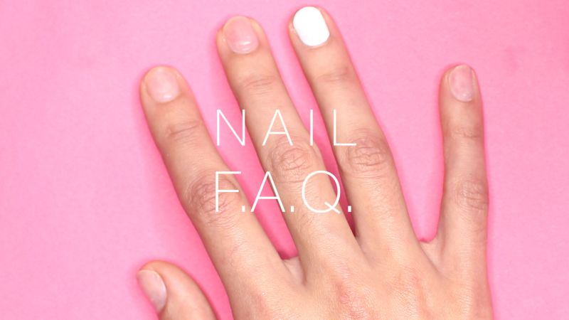 Here\'s How I Successfully Rehabbed My Nails After an Acrylic ...