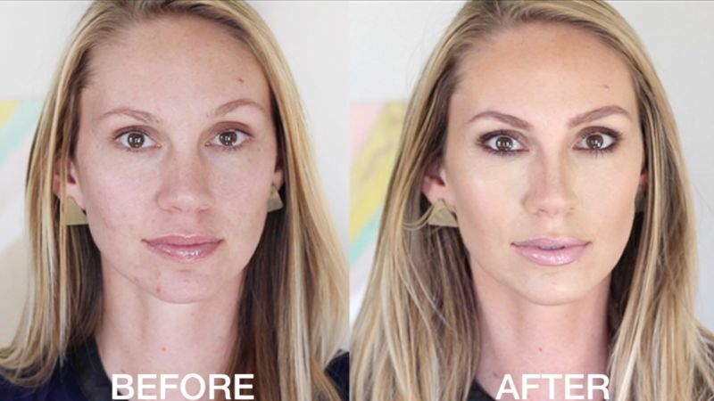 Watch Allure Insiders Makeup Tips For Brown Eyed Blondes Allure Video Cne Allure Com Allure