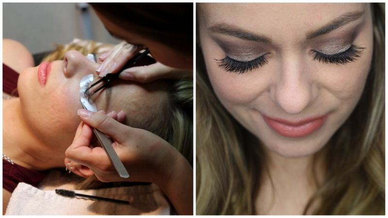 5 Ways To Make Lash Extensions Last Longer Allure