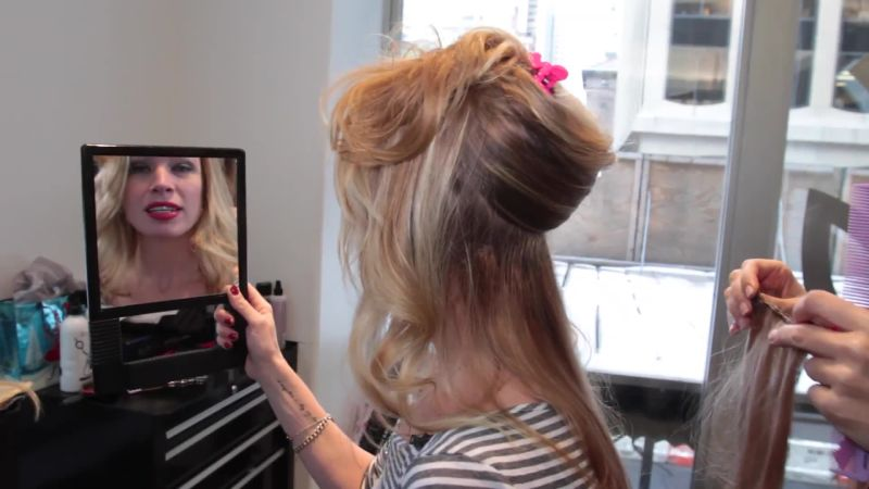 The Shocking Hair Extensions Before And After You Have To See Allure