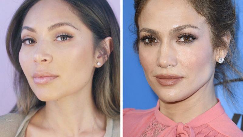 Jennifer Lopezs Favorite Makeup To Keep Backstage At Shows Allure - Jlo-makeup