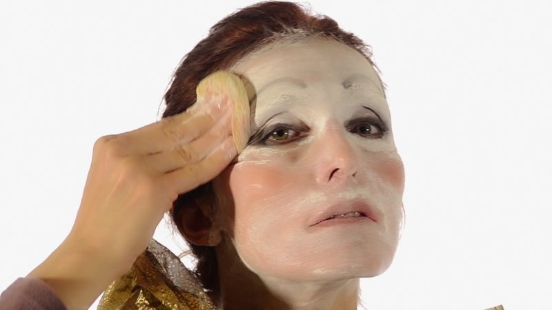 halloween makeup removal how to take off face paint the right way allure