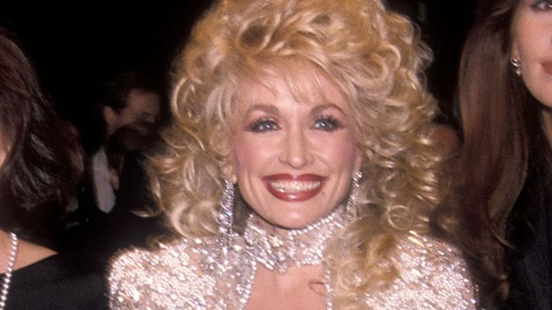 Dolly Parton S Biggest Hair Moments