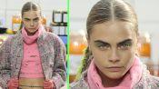 Recreating the Chanel Neon Cat Eye