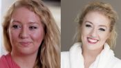 Ashley's Skin Makeover for Girls' Night Out