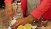 Make Scalp Toner Out of Tequila