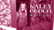 Kaley Cuoco Reveals Why She Smells So Good
