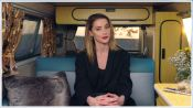 Amber Heard Explains the Women Superheroes of DC Comics