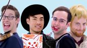 The Try Guys Try 9 Things They've Never Done Before