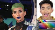 Colleen Ballinger, Bretman Rock & Joey Graceffa Photoshop Themselves Into 7 Different Looks