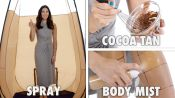 Every Method of Self-Tanning (12 Methods)