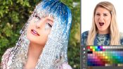 Meghan Trainor Photoshops Herself Into 5 Different Looks
