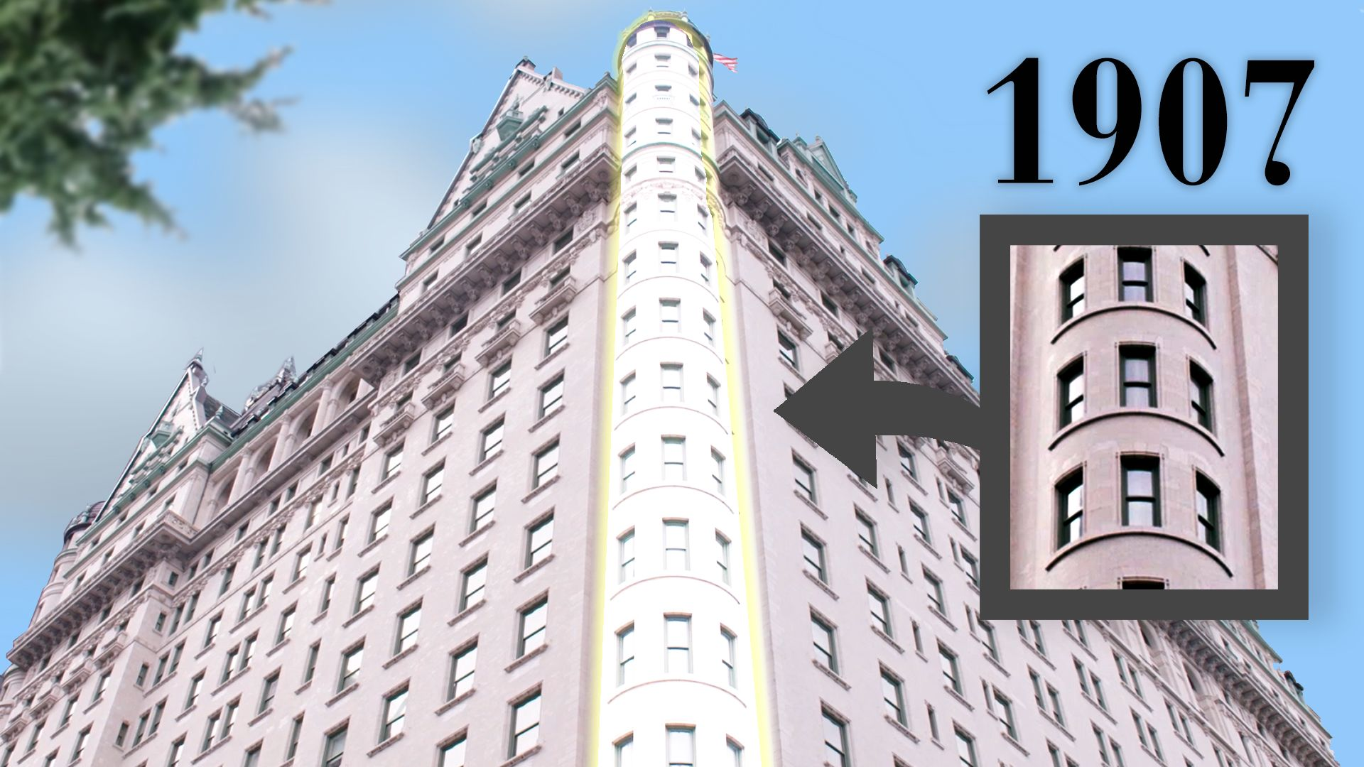 Watch Every Detail Hidden Secrets Of The Plaza Hotel Architectural Digest Video Cne Architecturaldigest Com Architectural Digest