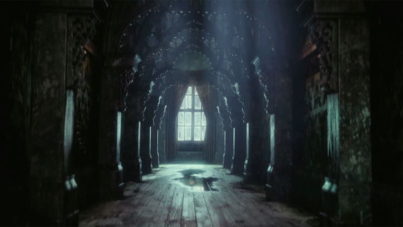 The Making Of Crimson Peak S Haunted House Exclusive Video Architectural Digest