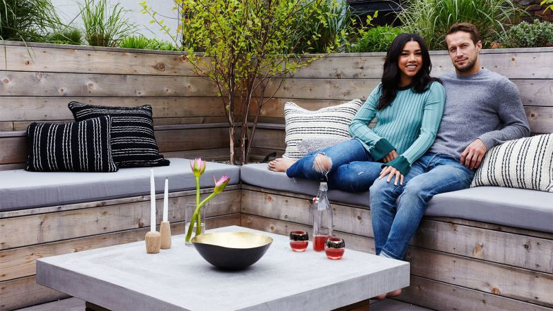 hannah bronfman and brendan fallis s home in new york city is a