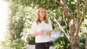 Molly Sims's Home Shows You How To Get That Clean Modern Look