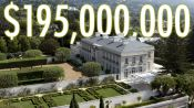 Inside a $195M Bel Air Estate With Secret Tunnels