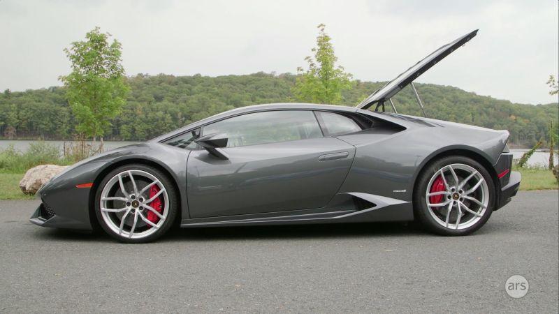 The Lamborghini Huracan An All Wheel Drive Adrenaline Delivery