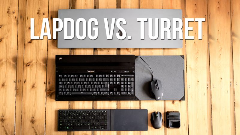 Razer Turret: Which Mouse And Keyboard Wins For Couch Gaming?   Ars Technica