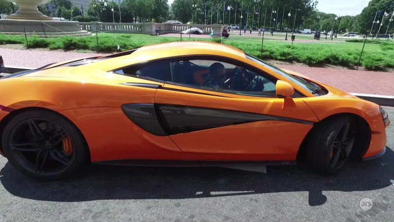 The Mclaren 570s Entry Level Means Compromises Even For Legendary