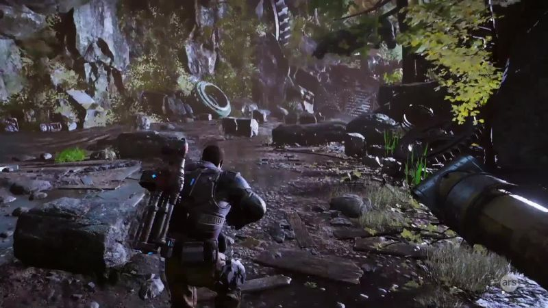 Gears of War 4 reveals offline LAN, free matchmaking DLC, smooth 4K