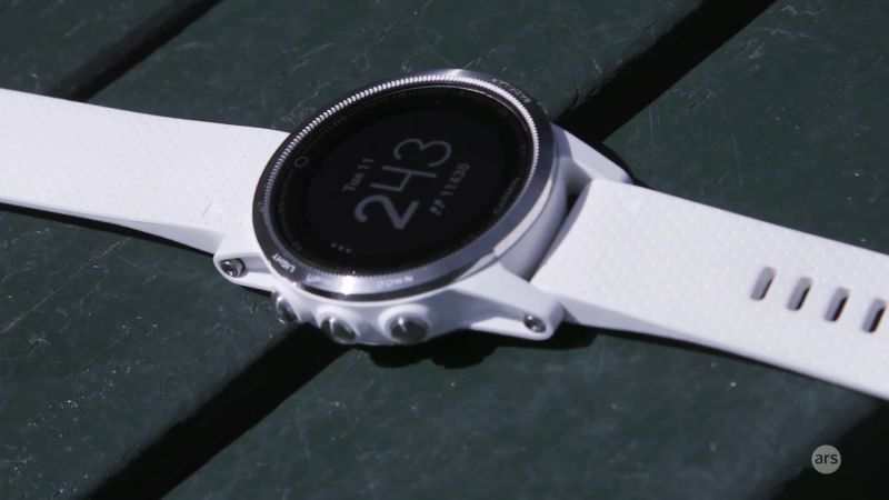 Fenix 5S reviewed: Exactly what you'd expect from a $600