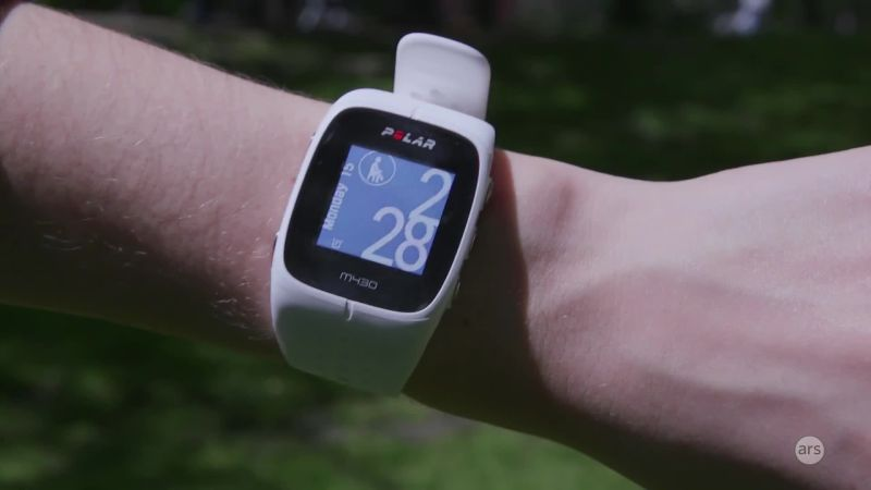Review Running Or Not You Ll Want The Polar M430 On Your Wrist