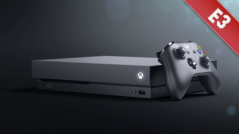 Xbox One X: Everything you need to know | Ars Technica