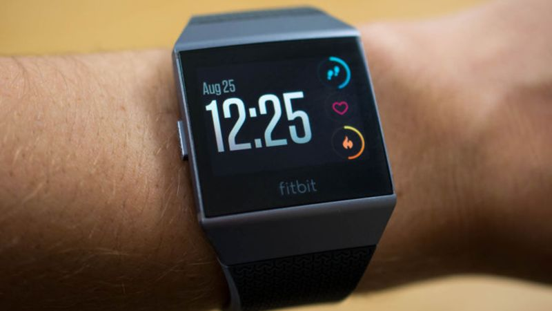 Fitbit Ionic Review Meet The 300 Fitness Focused Smartwatch Ars