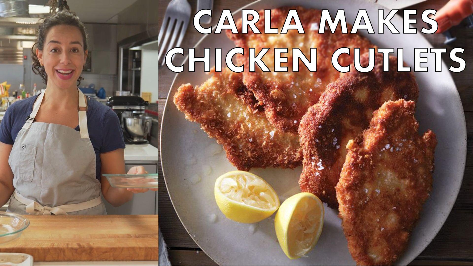 Crispy Chicken Cutlet