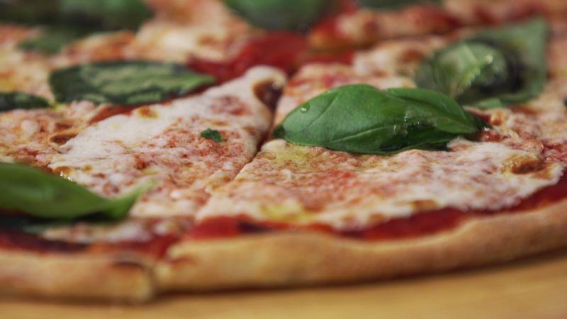 Pizza Margarita Ingredients Apron m768b