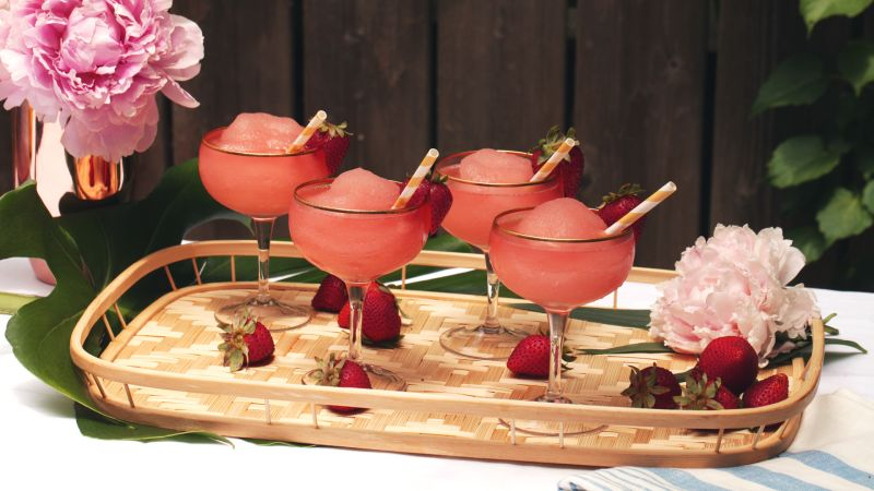 Image result for summer iced cocktails, f'rose