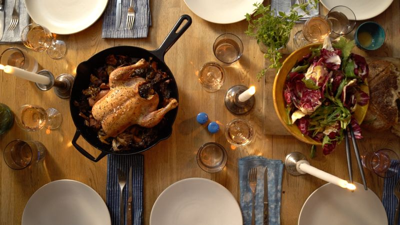 Roasted Chicken and Vegetables Will Change the Way You