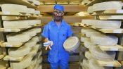 There's 22,000 Pounds of Cheese in a Tunnel in Brooklyn