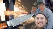 Brad Makes A Knife
