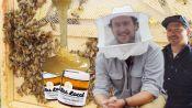Brad Makes Honey