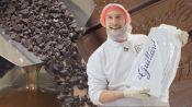 Brad Makes Chocolate Part 2
