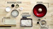 How to Make Handmade Soba Noodles