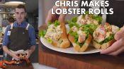 Chris Makes Lobster Rolls