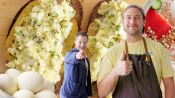 Brad Makes Pickled Fermented Eggs