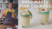 Brad Makes BA's Best Piña Coladas