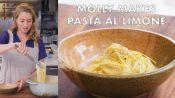 Molly Makes Pasta al Limone