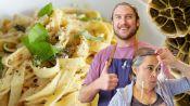 Brad Makes Black Garlic