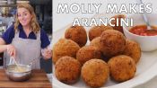 Molly Makes Arancini