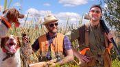 Brad Goes Pheasant Hunting