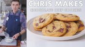 Chris Makes Chocolate Chip Cookies
